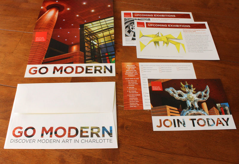 Bechtler Membership Appeal packet overview